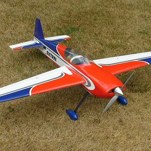 Extra 300 with Scorpion motor